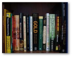 Buku-buku tentang emas