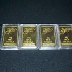 Gold Bar 20g Public Gold 4 unit