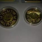 10 dinar dan 5 dinar